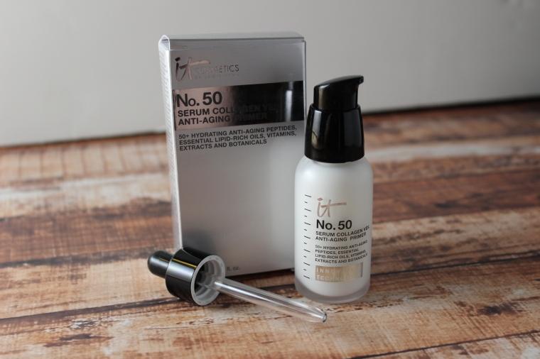 IT Cosmetics No. 50 Serum Collagen Veil Anti-Aging Primer