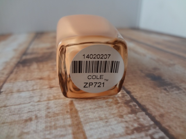 Zoya Nail Polish in Cole Label
