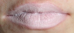 OCC Lip Tar Primary Pack Minis Feathered Lip Swatch