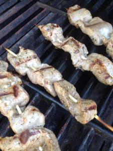 lamb skewers